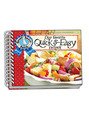 View Our Favorite Quick & Easy Recipes Cookbook w/ photo cover