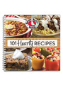 View 101 Hearty Recipes Cookbook
